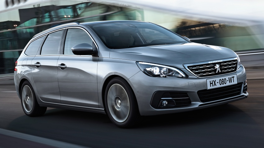 Peugeot 308 facelift – full details, photos released Image #668540
