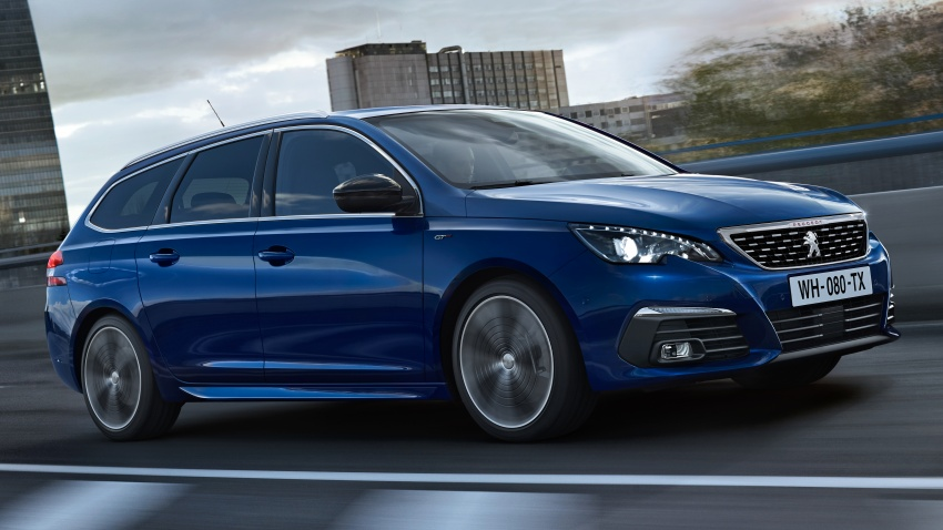 Peugeot 308 facelift – full details, photos released Image #668541