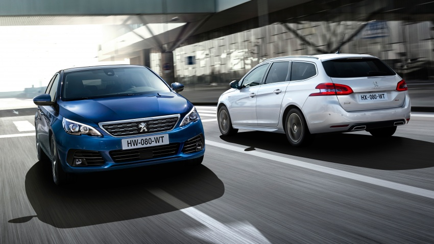 Peugeot 308 facelift – full details, photos released Image #668542
