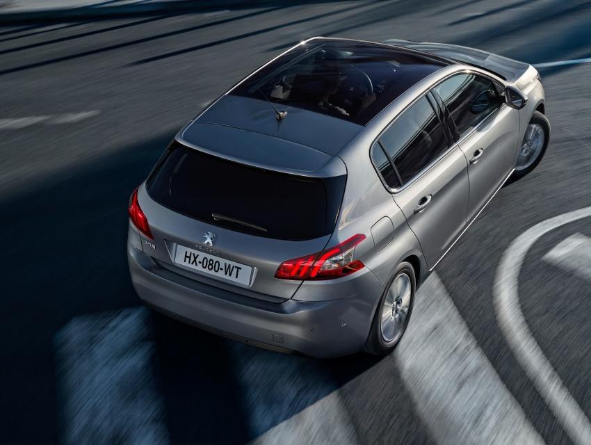 Peugeot 308 facelift – full details, photos released Image #668543