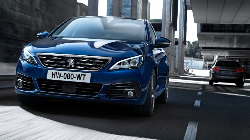 Peugeot 308 facelift – full details, photos released Image #668544