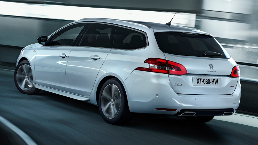 Peugeot 308 facelift – full details, photos released Image #668546
