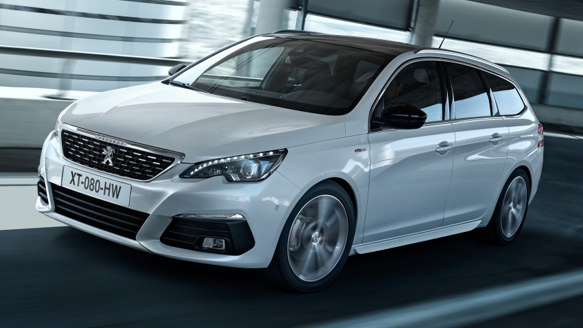 Peugeot 308 facelift – full details, photos released Image #668547