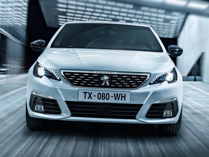 Peugeot 308 facelift – full details, photos released Image #668548