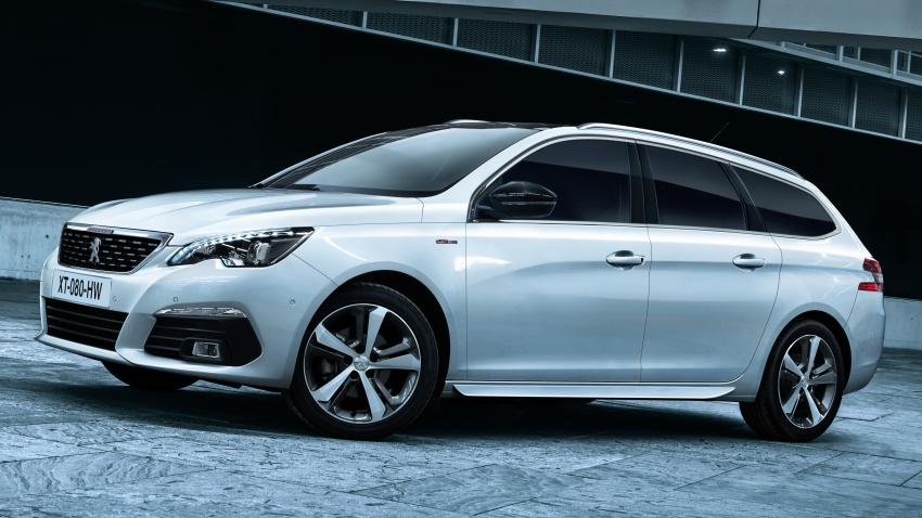 Peugeot 308 facelift – full details, photos released Image #668549