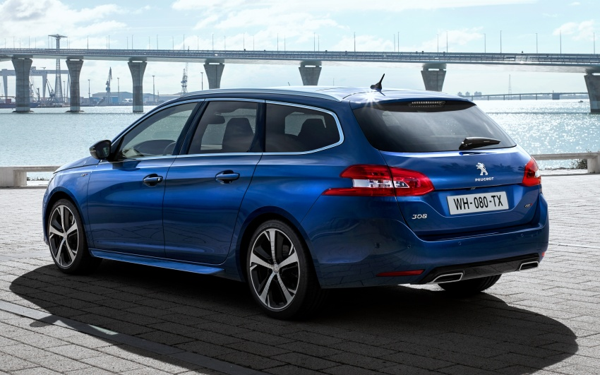 Peugeot 308 facelift – full details, photos released Image #668550