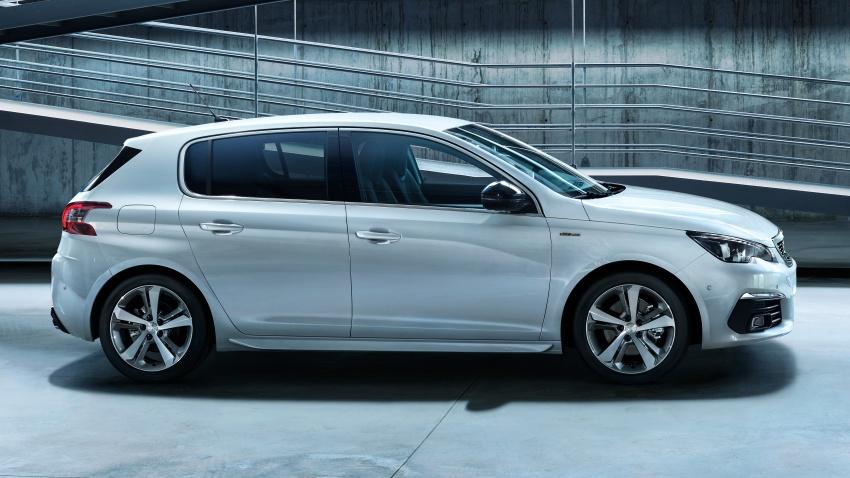 Peugeot 308 facelift – full details, photos released Image #668552