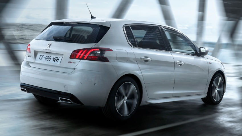 Peugeot 308 facelift – full details, photos released Image #668553