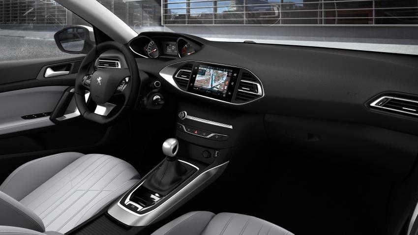 Peugeot 308 facelift – full details, photos released Image #668249