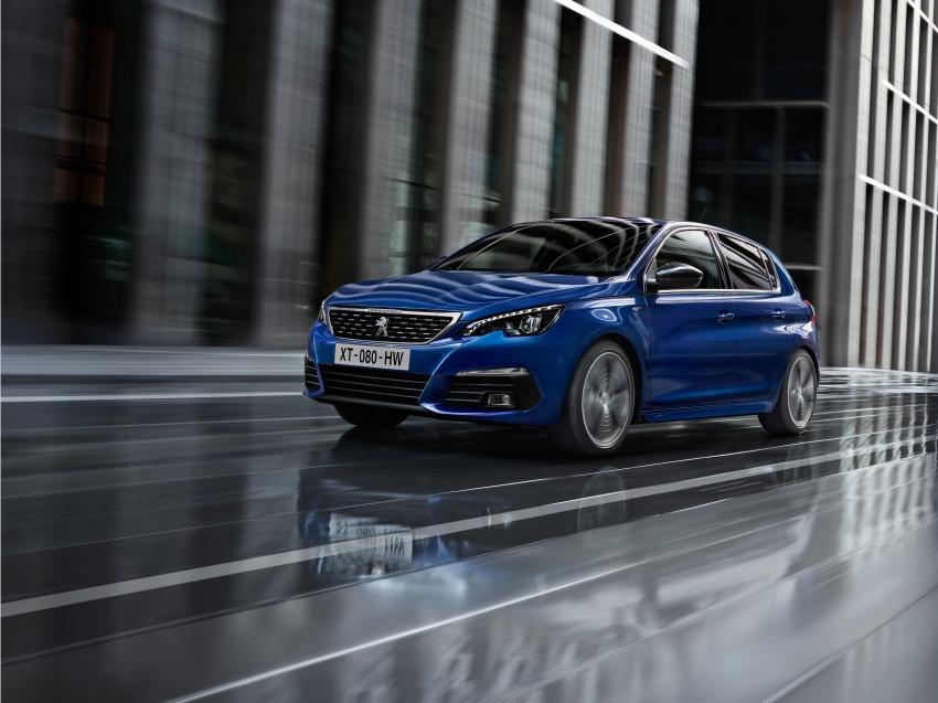 Peugeot 308 facelift – full details, photos released Image #668351