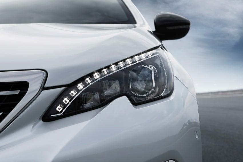 Peugeot 308 facelift – full details, photos released Image #668355