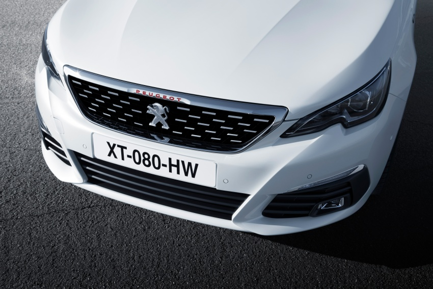 Peugeot 308 facelift – full details, photos released Image #668357