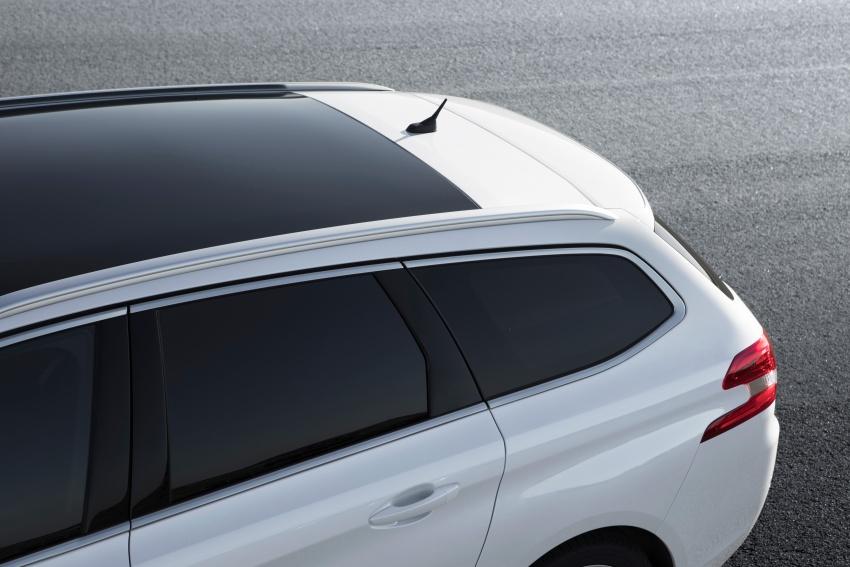 Peugeot 308 facelift – full details, photos released Image #668362