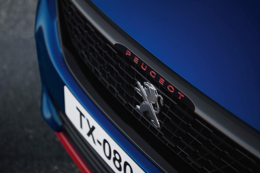 Peugeot 308 facelift – full details, photos released Image #668363