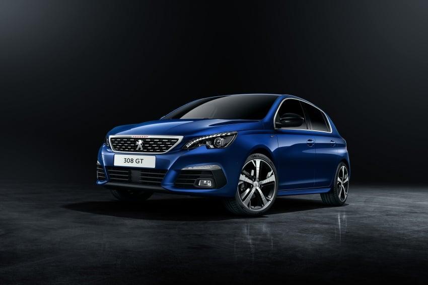 Peugeot 308 facelift – full details, photos released Image #668370