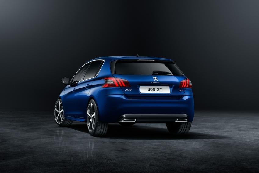 Peugeot 308 facelift – full details, photos released Image #668371