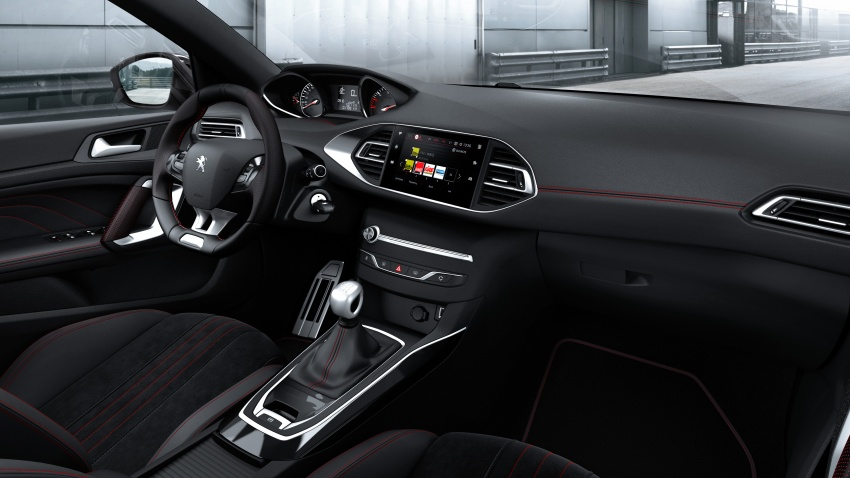 Peugeot 308 facelift – full details, photos released Image #668372