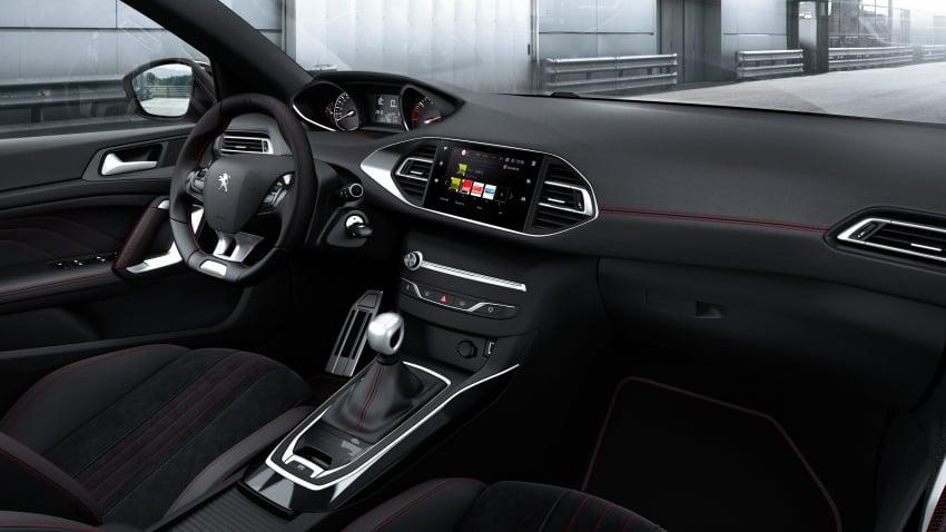 Peugeot 308 facelift – full details, photos released Image #668372