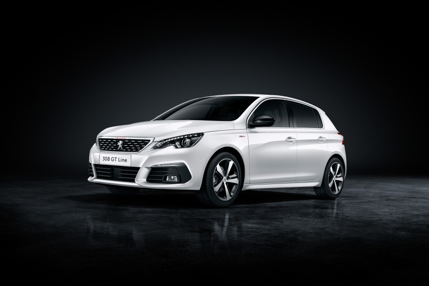 Peugeot 308 facelift – full details, photos released Image #668274