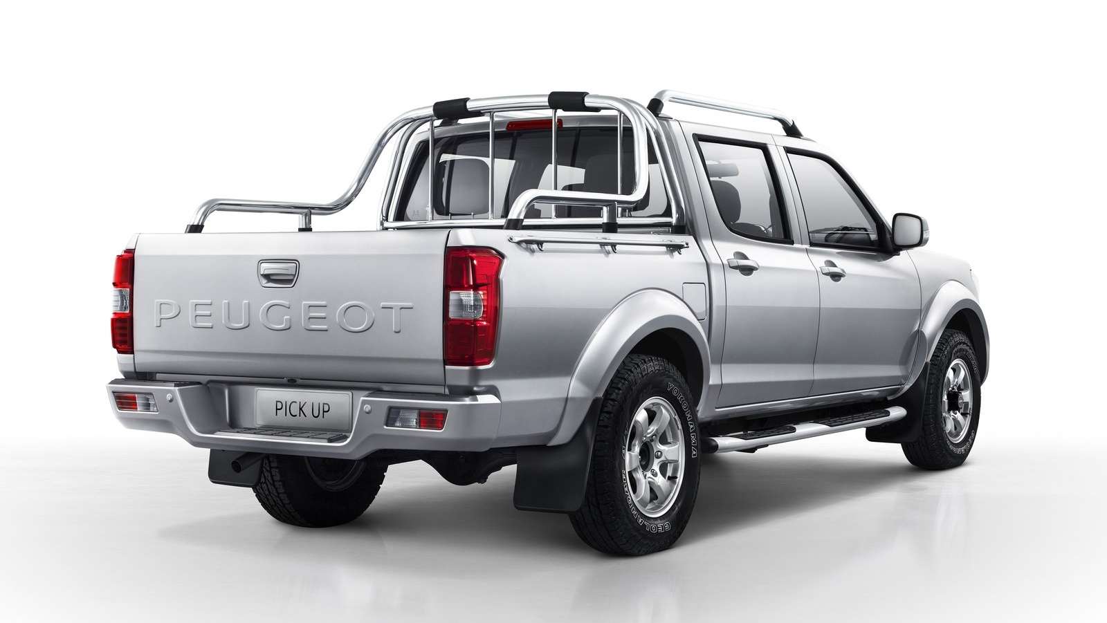 Peugeot Pick Up – a robust workhorse truck for Africa Paul