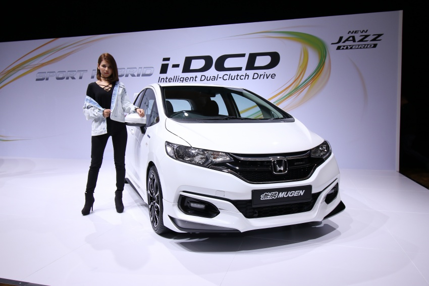 2017 Honda Jazz facelift launched in Malaysia – 1.5L and Sport Hybrid i-DCD variants, from RM74,800 Image #669847
