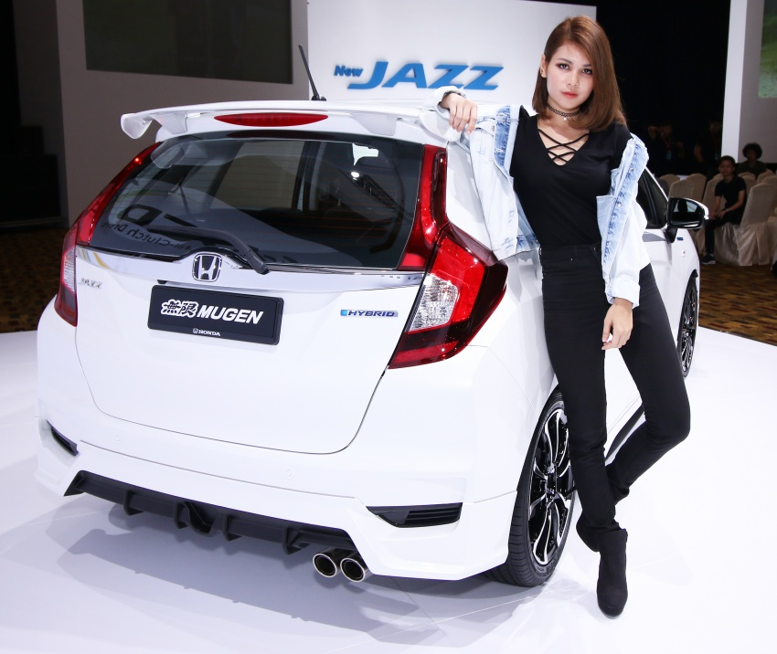 2017 Honda Jazz facelift launched in Malaysia – 1.5L and Sport Hybrid i-DCD variants, from RM74,800 Image #669846