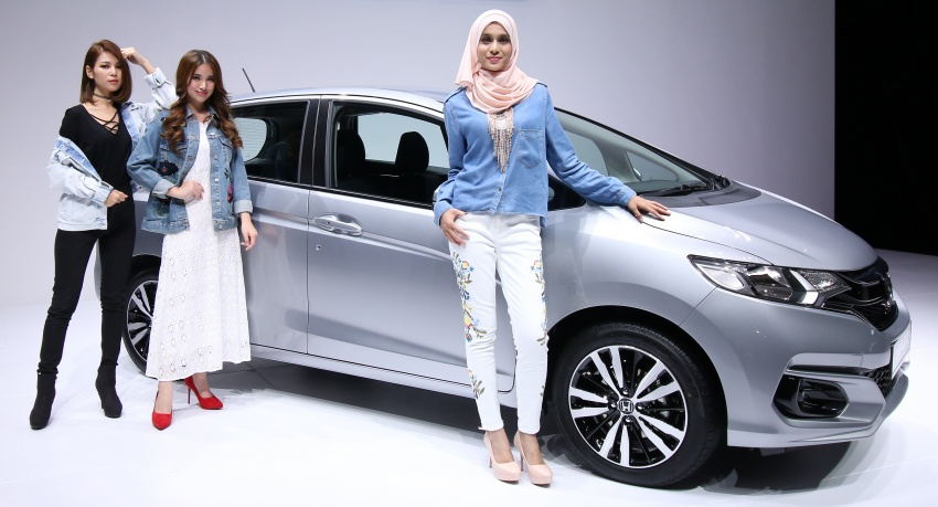 2017 Honda Jazz facelift launched in Malaysia – 1.5L and Sport Hybrid i-DCD variants, from RM74,800 Image #669845