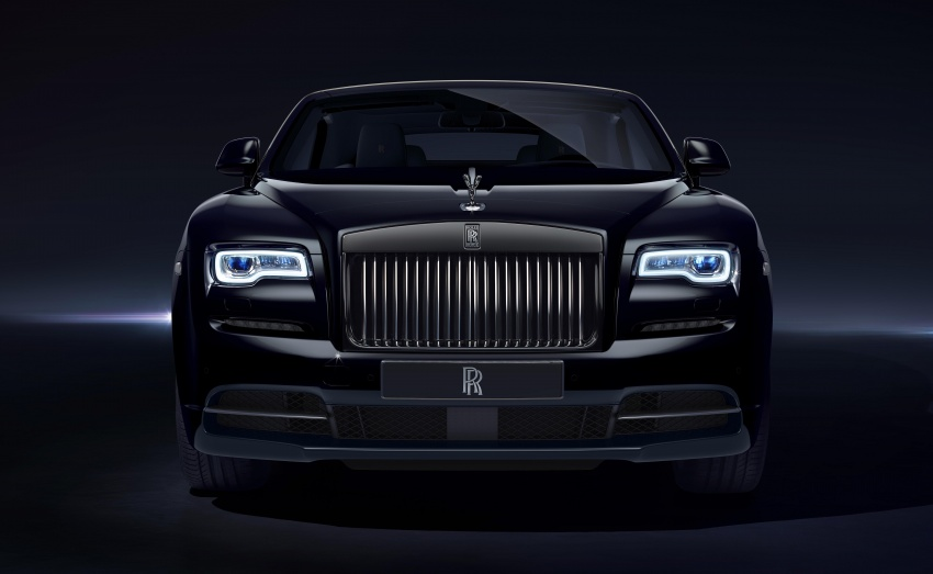 Rolls-Royce Dawn Black Badge – for younger patrons Image #677663