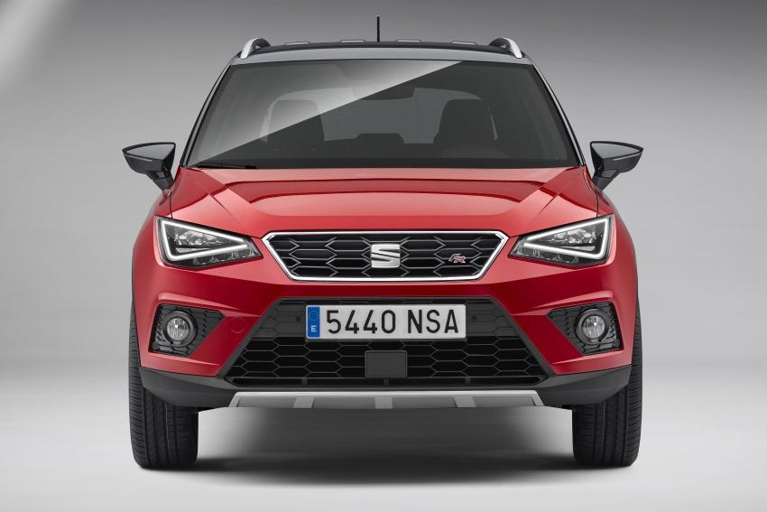 SEAT Arona: Ibiza-based B-segment crossover shown Image #677481