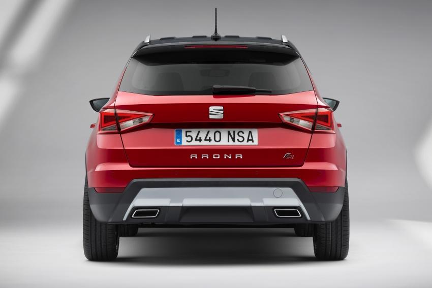 SEAT Arona: Ibiza-based B-segment crossover shown Image #677488