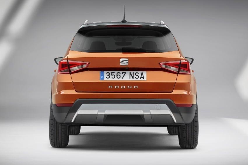 SEAT Arona: Ibiza-based B-segment crossover shown Image #677489
