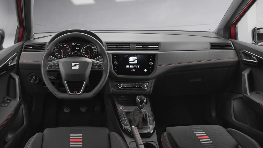 SEAT Arona: Ibiza-based B-segment crossover shown Image #677492