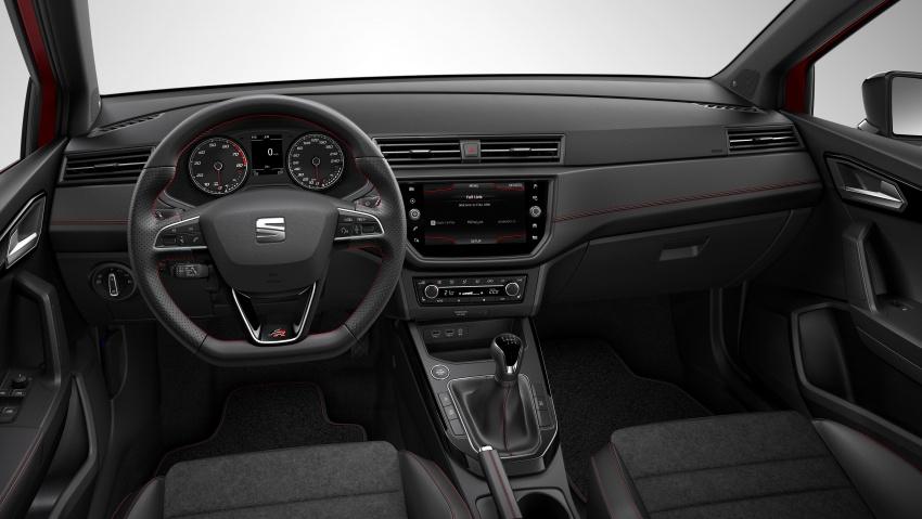 SEAT Arona: Ibiza-based B-segment crossover shown Image #677478
