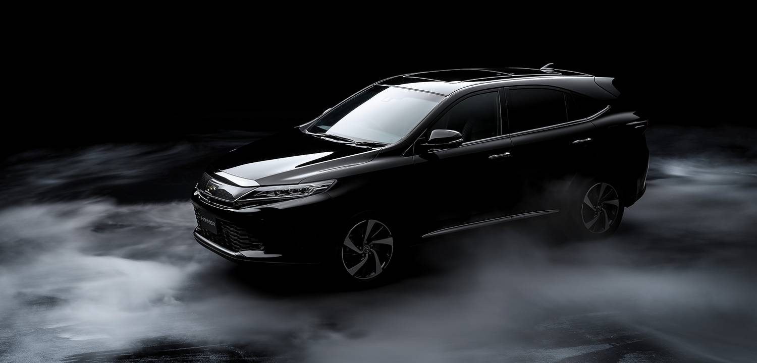 Toyota Harrier 2018 Turbo >> Toyota Harrier facelift makes Japan debut – 2.0 turbo; Singapore to get it as official import ...