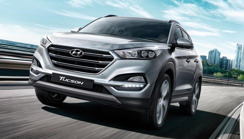 Hyundai Tucson 1.6 T-GDI turbo debuts – RM145,588 Image #670002