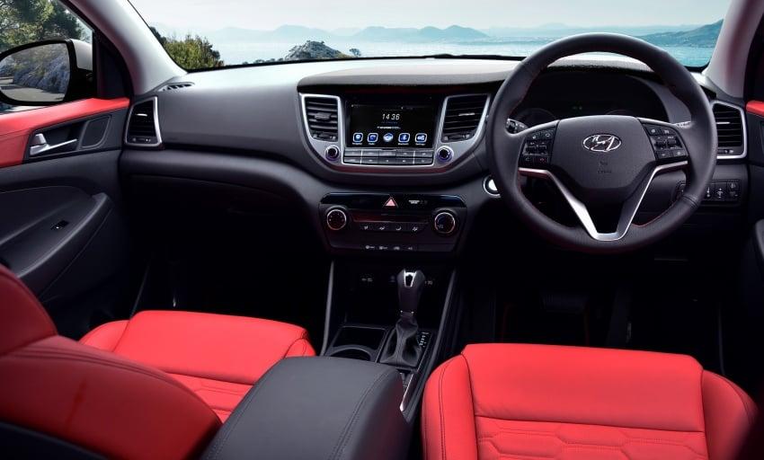 Hyundai Tucson 1.6 T-GDI turbo debuts – RM145,588 Image #670001