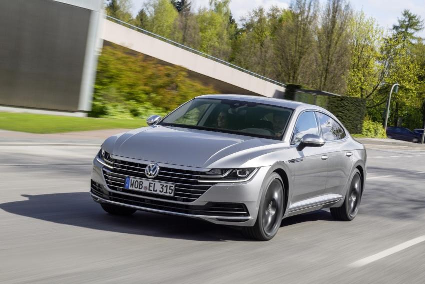 GALLERY: Volkswagen Arteon – new CC in detail Image #667137
