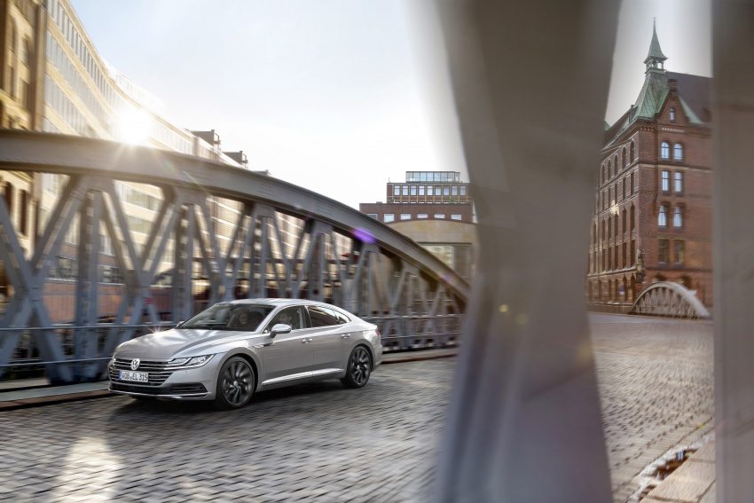 GALLERY: Volkswagen Arteon – new CC in detail Image #667149