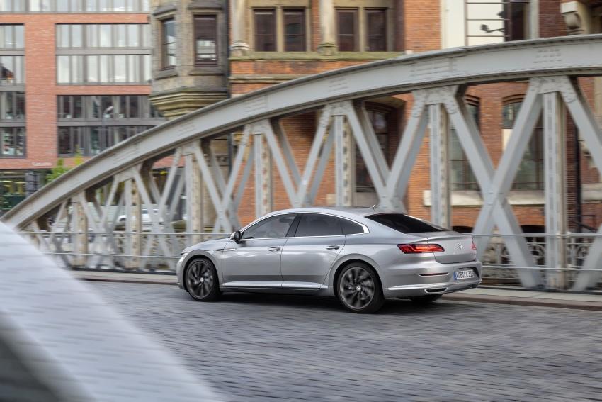GALLERY: Volkswagen Arteon – new CC in detail Image #667150