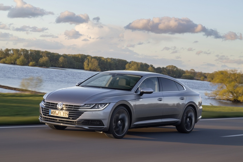 GALLERY: Volkswagen Arteon – new CC in detail Image #667151