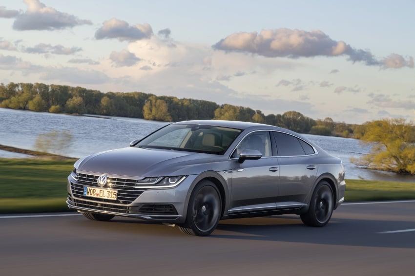 GALLERY: Volkswagen Arteon – new CC in detail Image #667151