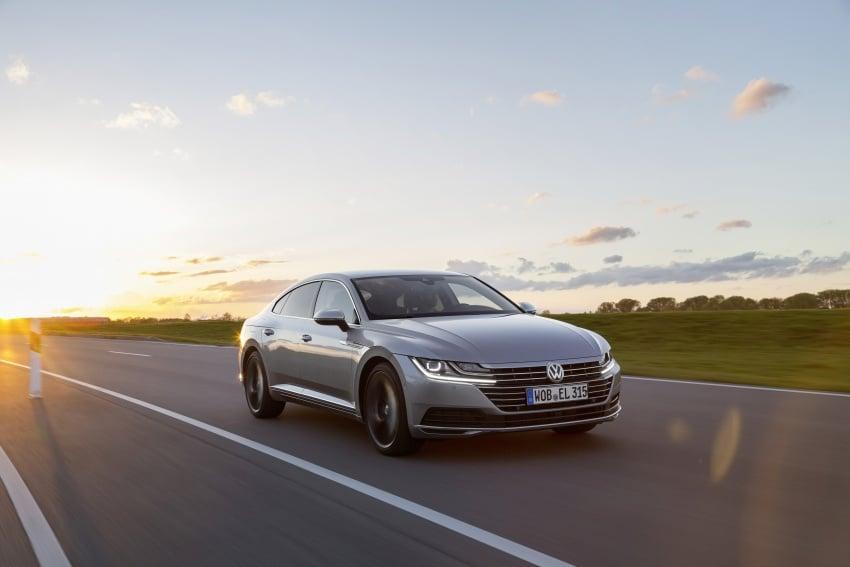 GALLERY: Volkswagen Arteon – new CC in detail Image #667152