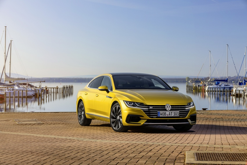 GALLERY: Volkswagen Arteon – new CC in detail Image #667153