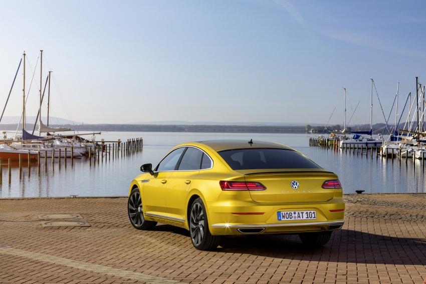 GALLERY: Volkswagen Arteon – new CC in detail Image #667154