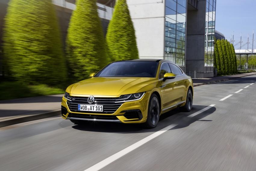 GALLERY: Volkswagen Arteon – new CC in detail Image #667157