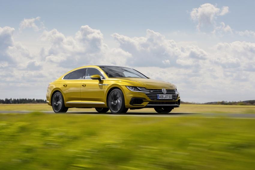 GALLERY: Volkswagen Arteon – new CC in detail Image #667158