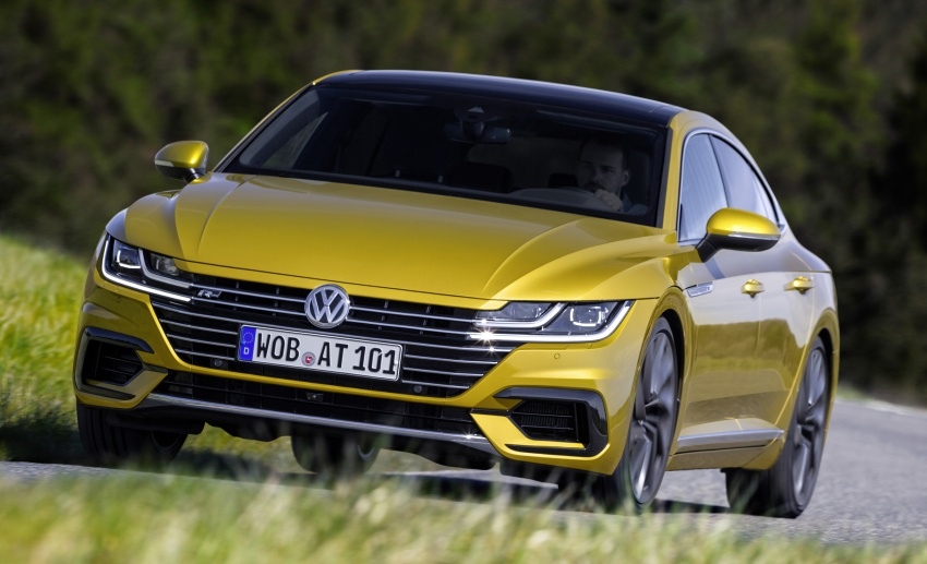 GALLERY: Volkswagen Arteon – new CC in detail Image #667159