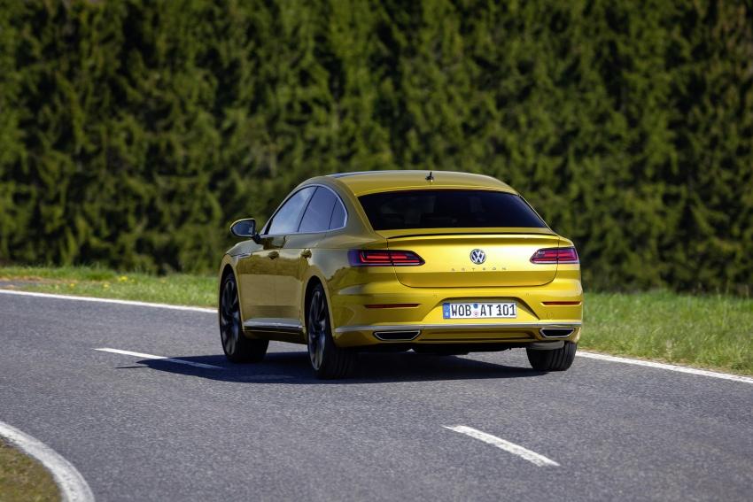 GALLERY: Volkswagen Arteon – new CC in detail Image #667161