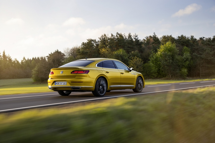 GALLERY: Volkswagen Arteon – new CC in detail Image #667162