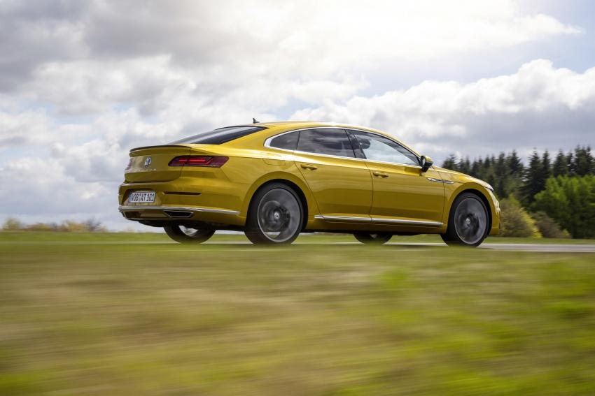 GALLERY: Volkswagen Arteon – new CC in detail Image #667163